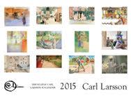 2017 Carl Larsson Calendar