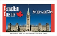 Canadian Cuisine: Recipes and Sites