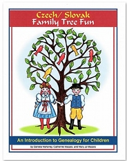 Czech & Slovak Family Tree Fun